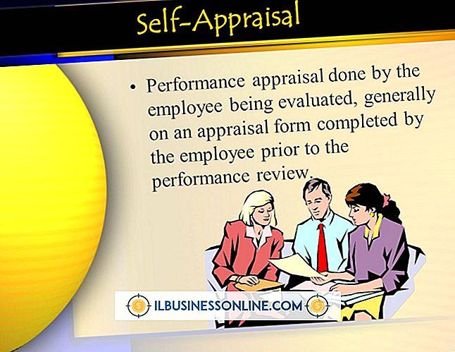 Wie wird eine Mitarbeiterbewertung von HR durchgeführt?