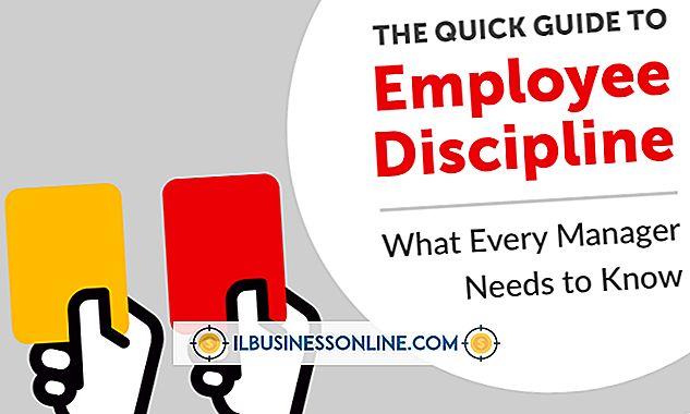 Wie man einen Manager diszipliniert