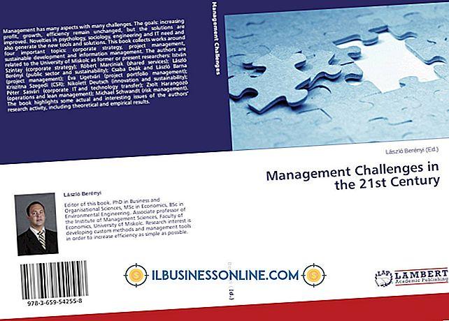 Los desafíos en la gestión de un negocio