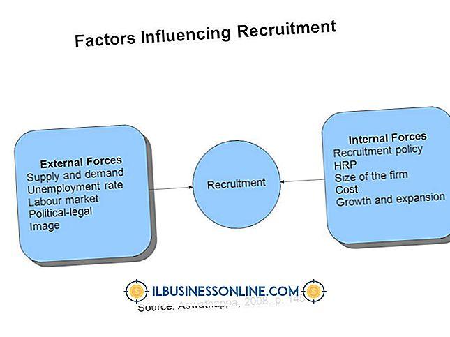 Faktoren, die die Personalauswahlmethode beeinflussen