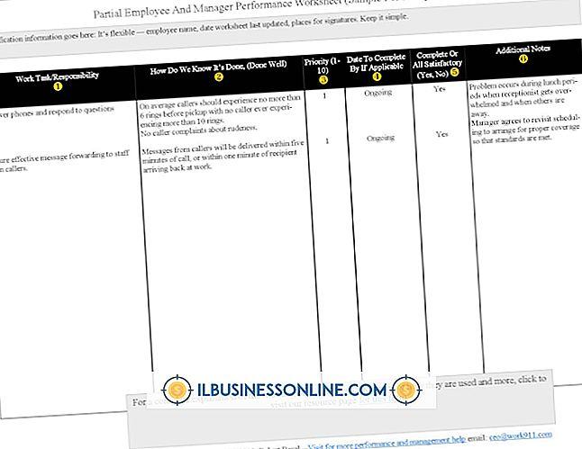 श्रेणी कर्मचारियों का प्रबंधन: एक कर्मचारी प्रदर्शन मूल्यांकन के उदाहरण