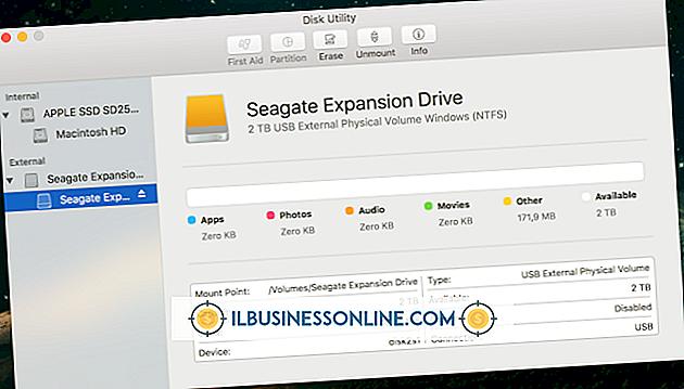 Sådan formateres en OS X Terminal Hard Disk