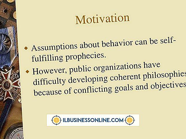 Kategori administrere ansatte: Målsettingsmotivasjon i organisatorisk oppførsel