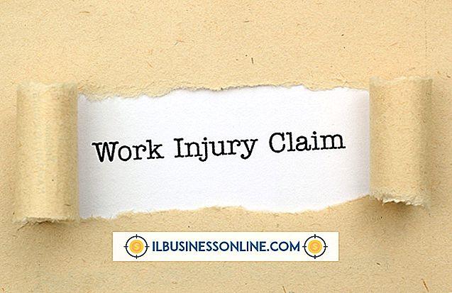 Kategorie Mitarbeiter verwalten: Wie melden sich Arbeitgeber, die in einer Verletzungsklage bezahlt wurden?