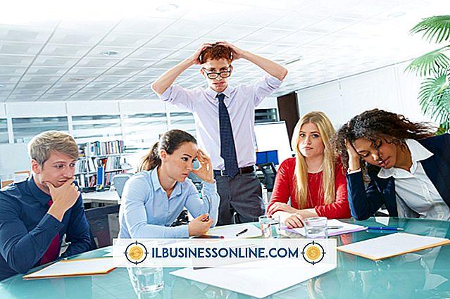 Categoría empleados administrativos: Ejemplos de trabajo en equipo pobre