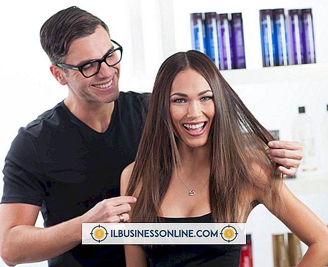 Categoria gerenciando funcionários: As melhores maneiras de construir clientela de cabeleireiro