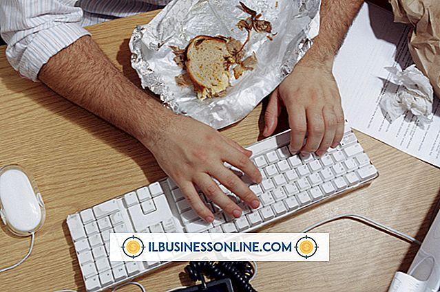 Hvorfor medarbejdere skulle komme væk fra deres skriveborde til en frokostpause