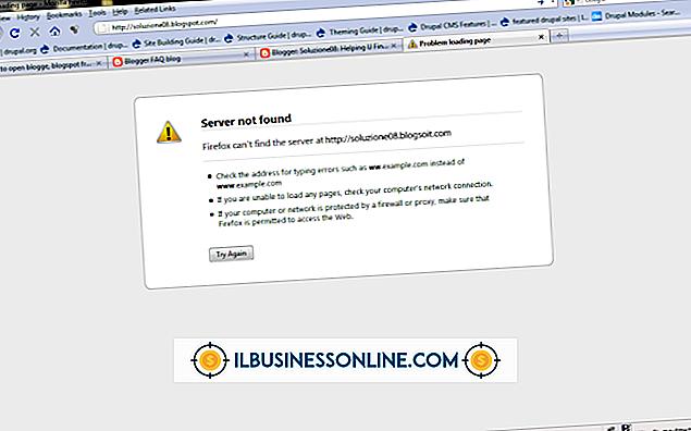 फ़ायरफ़ॉक्स पर सर्वर त्रुटियाँ नहीं ढूँढ सकता