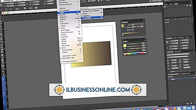 Kategori hantera anställda: Hur man använder Gradient till OH-film med Adobe InDesign
