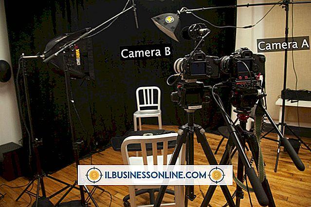 Categoría empleados administrativos: Cómo filmar con una configuración de una sola cámara