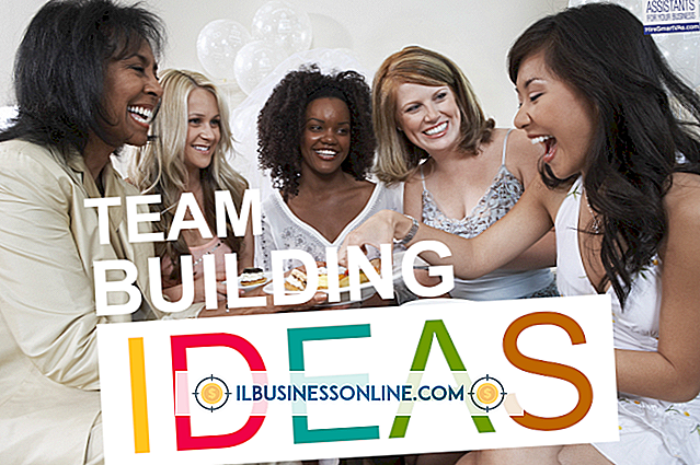 Godt personale Team Building Ideas