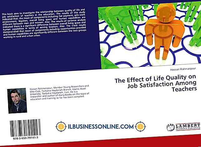 低い仕事満足度の効果