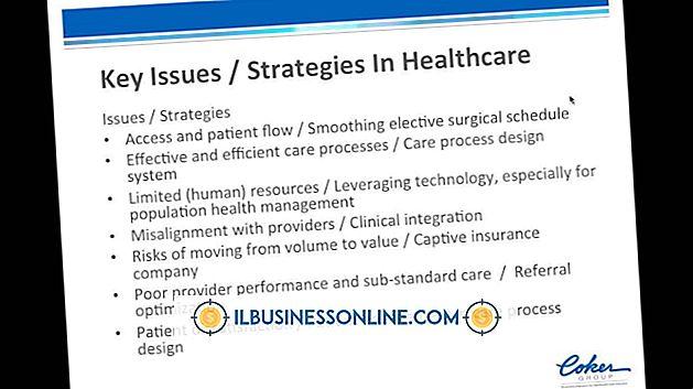 Kategori administrere ansatte: Eksempler på strategisk ledelse i helsevesenet