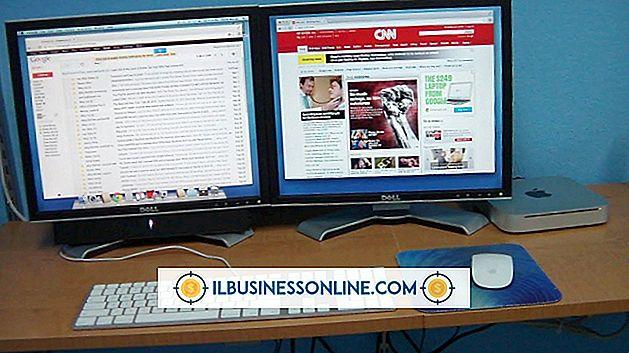 So verwenden Sie zwei Monitore auf einem Mac