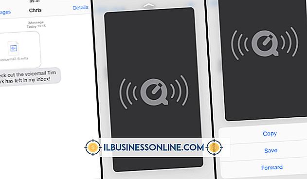 Bir iPhone'da Sesli Mesaj Nasıl İletilir