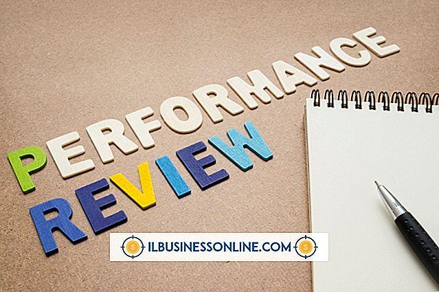 Thể LoạI quản lý nhân viên: Điều gì làm cho một đánh giá hiệu suất tốt?