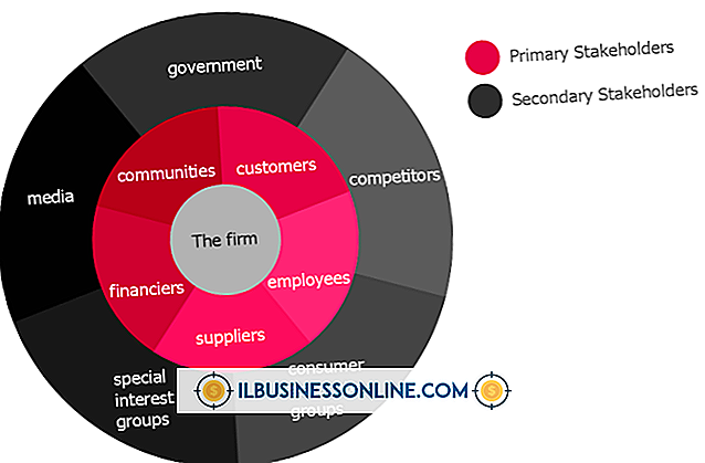 कर्मचारियों का प्रबंधन - मानव संसाधन परियोजनाओं में विशिष्ट हितधारक कौन हैं?