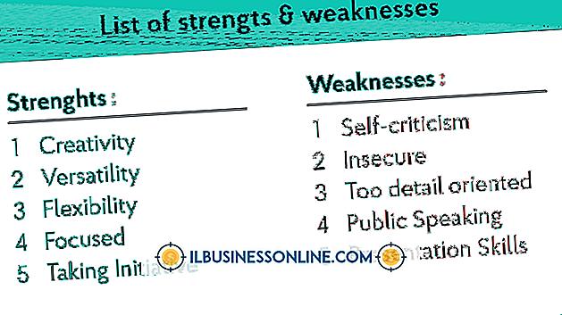 Ansattes styrker og svakheter