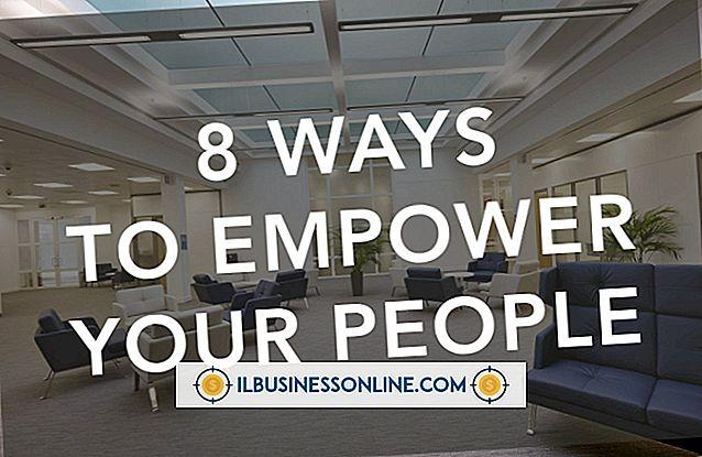 Sjove måder at styrke dine medarbejdere på