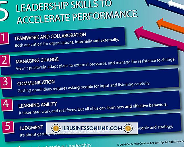 Hva er et godt ytelsesmål for noen som trenger å forbedre deres samarbeidskunnskaper?