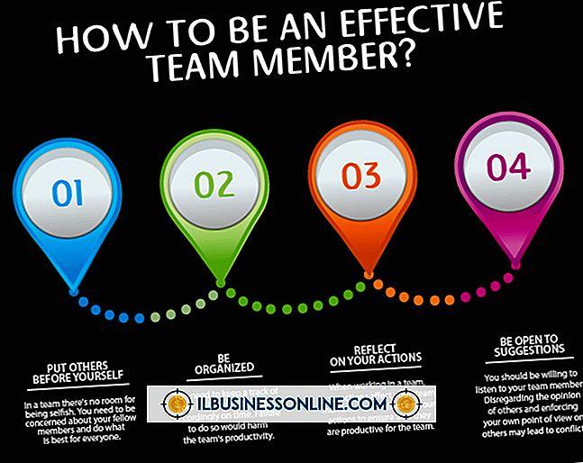 Gode færdigheder for teamwork