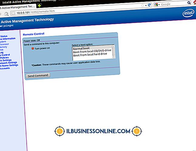 So deaktivieren Sie Intel Active Management