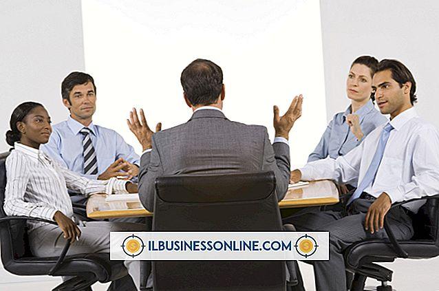 So führen Sie eine effektive Besprechung der Mitarbeiter durch, wenn die Mitarbeiter nicht miteinander auskommen