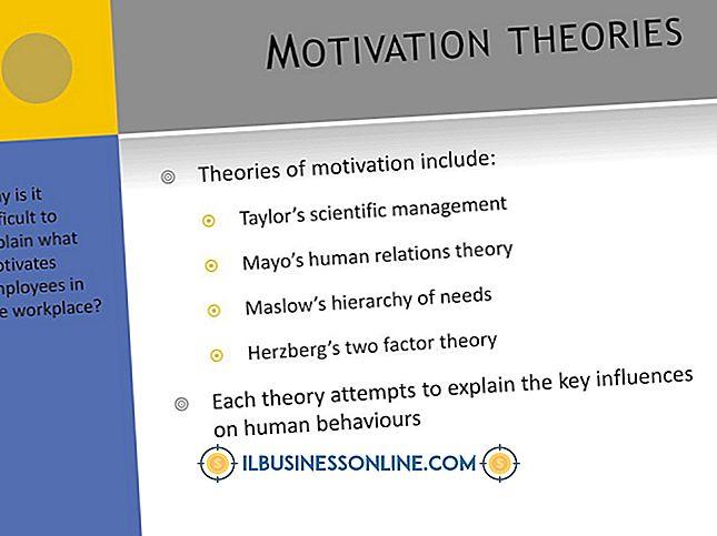 Kategorie Mitarbeiter verwalten: Herzberg & Taylors Theorien der Motivation