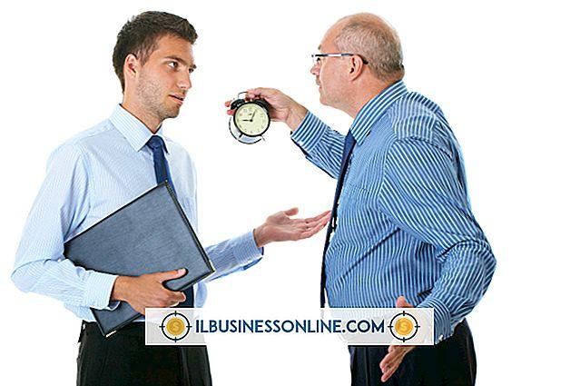 Como Disciplinar um Funcionário Interrompido que Fala de Você