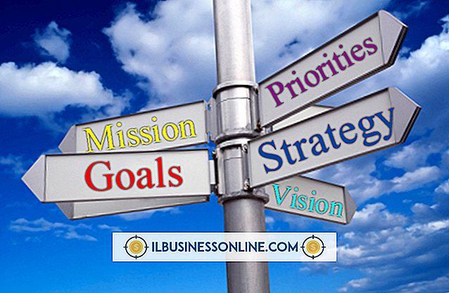 Objetivos, Prioridades y Planificación