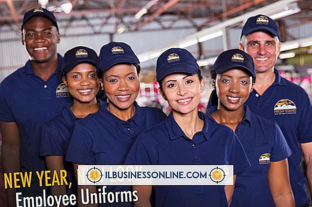 At få medarbejdere til at bære korrekte uniformer