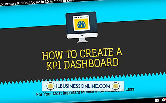 Sådan skriver du KPI'er