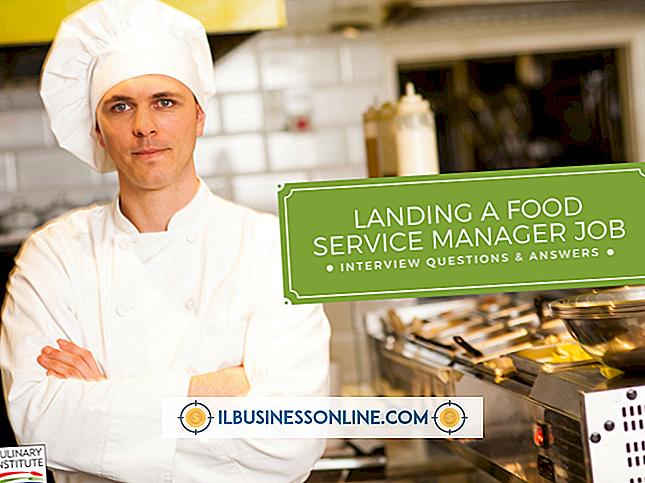 Kategori administrere ansatte: Mat Service Management Intervju Spørsmål