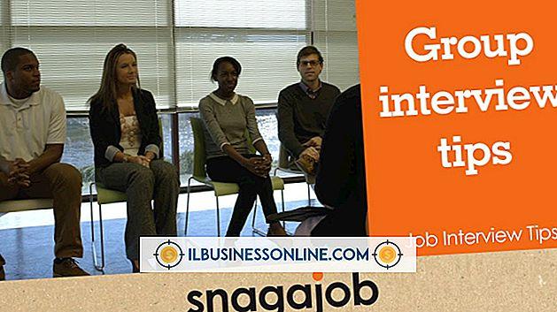 समूह साक्षात्कार कैसे काम करता है?