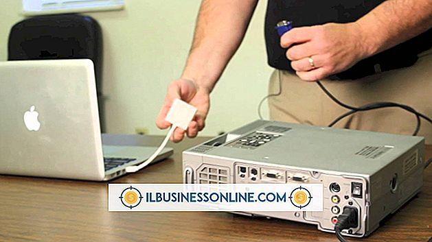 Kategori forvalte medarbejdere: Sådan bruges en projektor trådløst med en MacBook