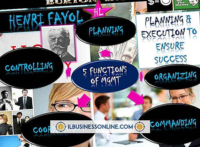 Năm chức năng của quản lý và lãnh đạo