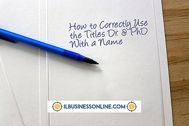 Kategorie Mitarbeiter verwalten: So verwenden Sie einen Namen und einen Titel in Outlook