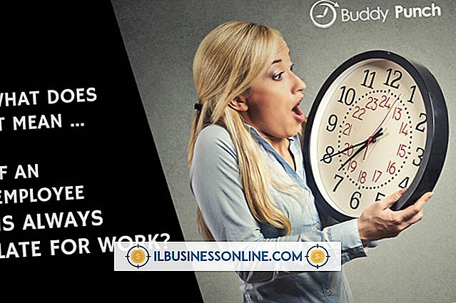 ¿Qué dicen o hacen los empleadores a los empleados que llegan tarde?