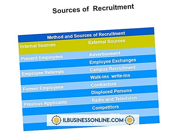 आंतरिक भर्ती में एक प्रभावी मानव संसाधन दृष्टिकोण क्या है?