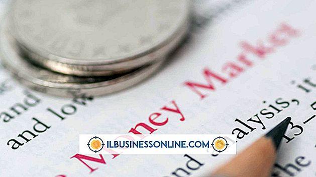 Kategorie Geld & Schulden: Erklären Sie das Geldmarktkonto