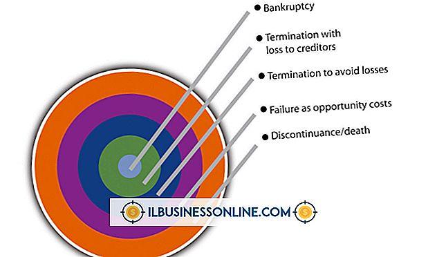 ¿Cuáles son las causas de la quiebra de negocios?