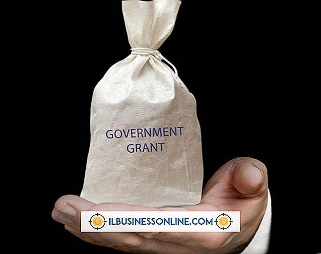 Kostenlose Bundeszuschüsse für kleine Unternehmen