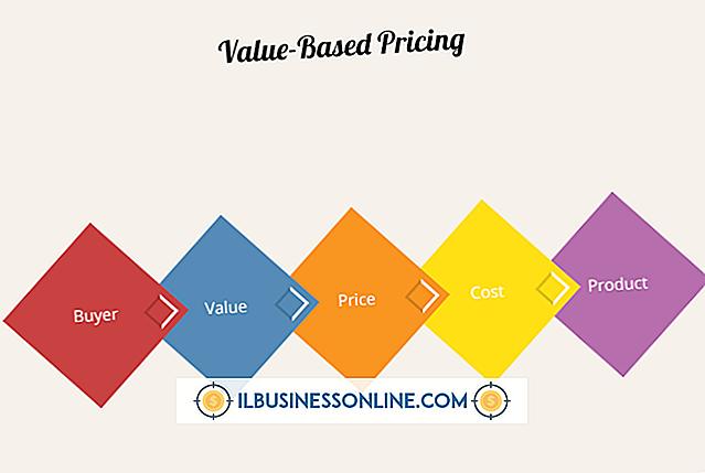 मूल्य-आधारित मूल्य निर्धारण और विपणन क्या है?
