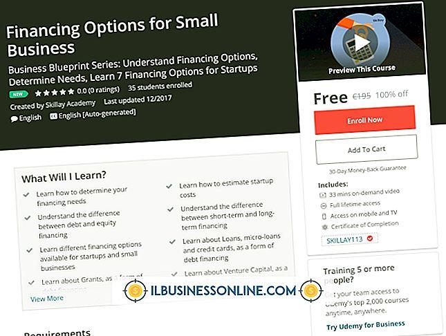 Categoría dinero y deuda: Financiación de una pequeña empresa: las opciones