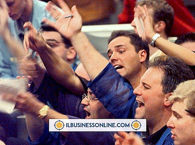 Vận may được thực hiện trên thị trường chứng khoán và giao dịch tiền tệ