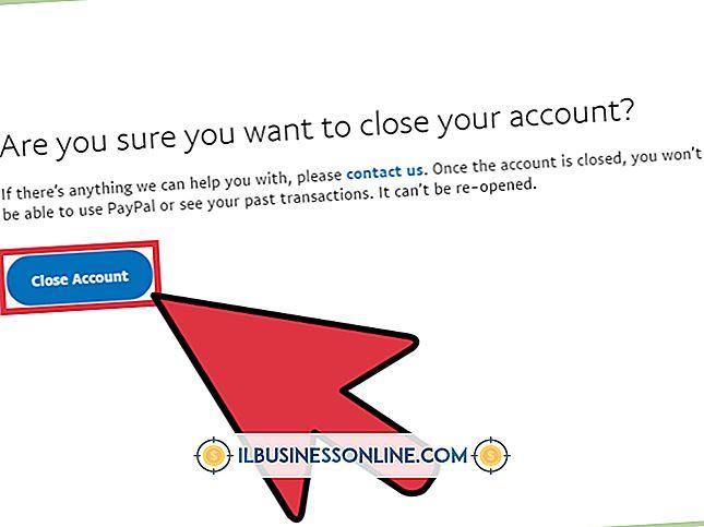 Como cancelar transferências eletrônicas do PayPal de uma conta bancária