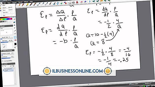 Verschillende formules om de prijselasticiteit van de vraag te berekenen