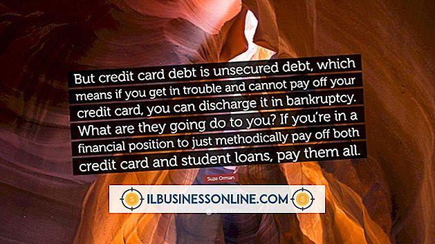 Sådan afskediges usikret gæld