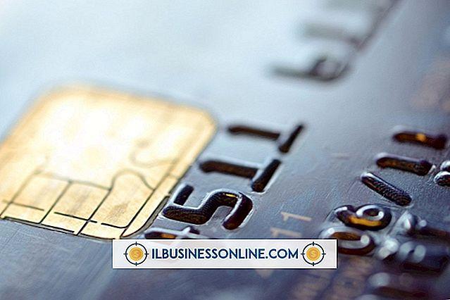 Hvilke entreprenører bør vite om småbedrifter kredittkort