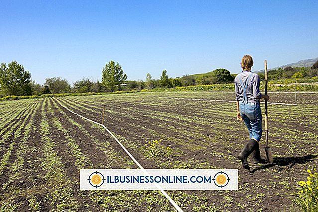 Der beste Weg, um auf einer kleinen Farm Geld zu verdienen